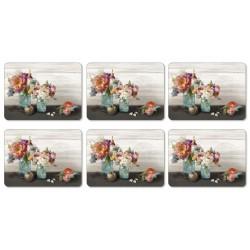 Jason French Cottage Bouquet Tablemats