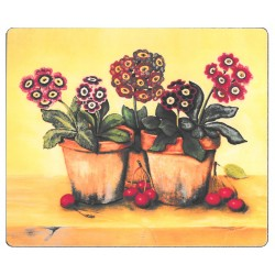Lady Clare Auriculas Placemats