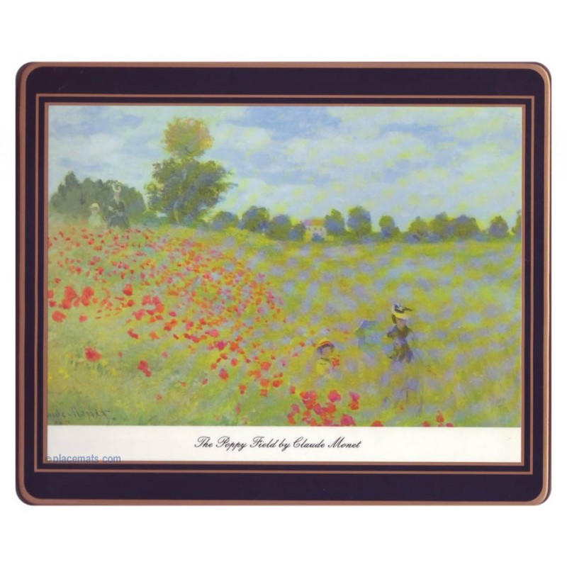 Lady Clare Placemats French Impressionists