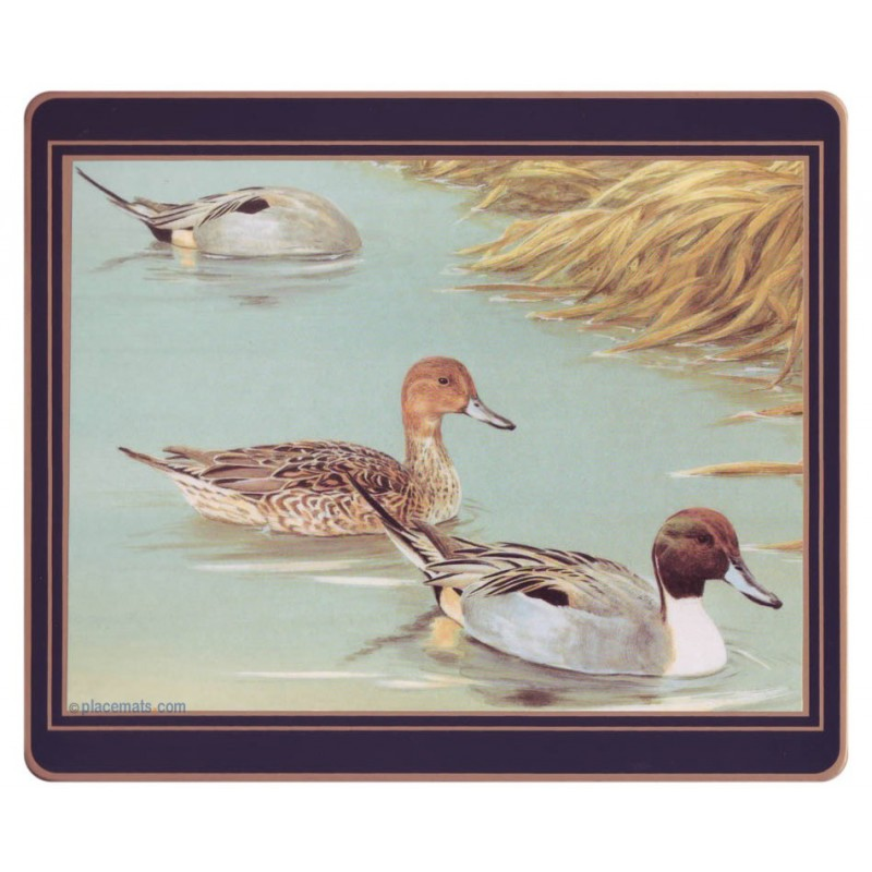 Lady Clare Placemats Wildfowl