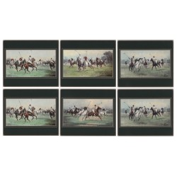 Lady Clare Placemats Modern Polo