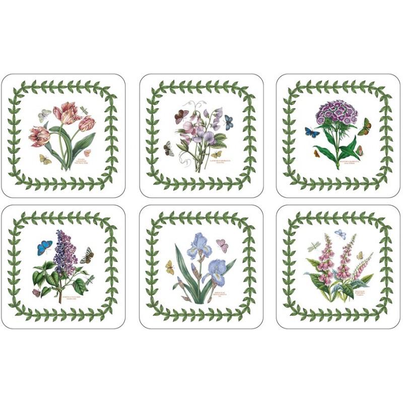 Pimpernel Botanic Garden Coaster