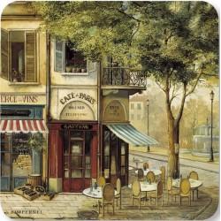 Pimpernel Parisian Scenes Coasters