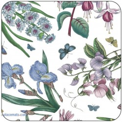 Pimpernel Botanic Garden Chintz Coasters