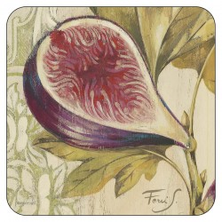Pimpernel Figs and Olives Coasters figs