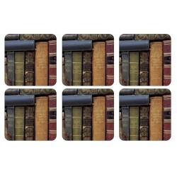 Pimpernel Archive Books Coaster