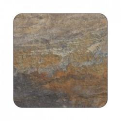 Pimpernel Earth Slate Coasters