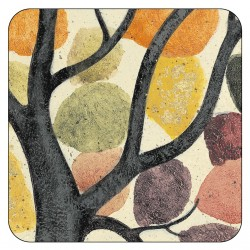 Pimpernel Dancing Branches Coasters