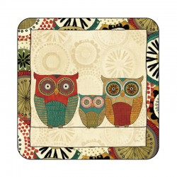 Pimpernel Spice Road coasters