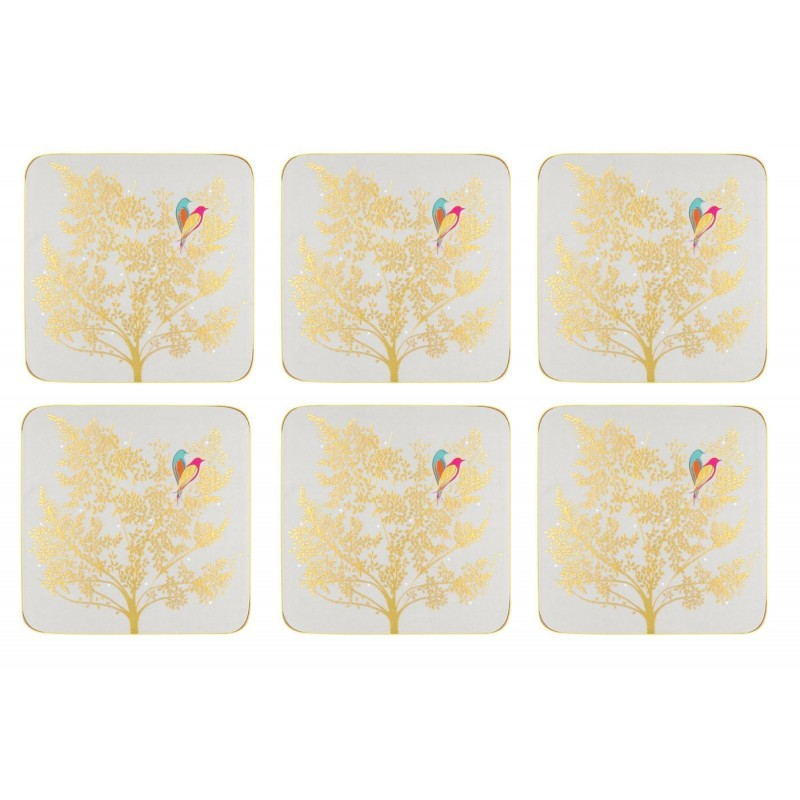 Pimpernel Sara Miller Chelsea Coaster set of 6