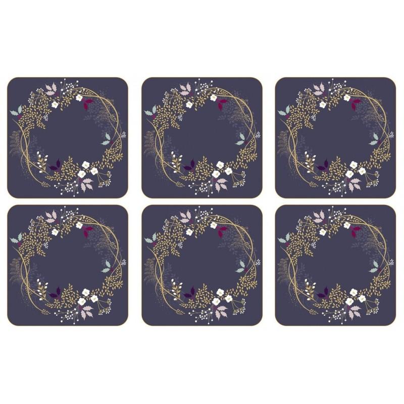 Pimpernel Sara Miller Garland Coaster