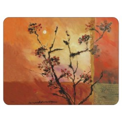 Plymouth Pottery Sunset Placemats
