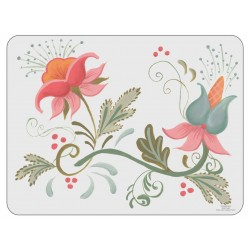 Plymouth Pottery Spring Placemats