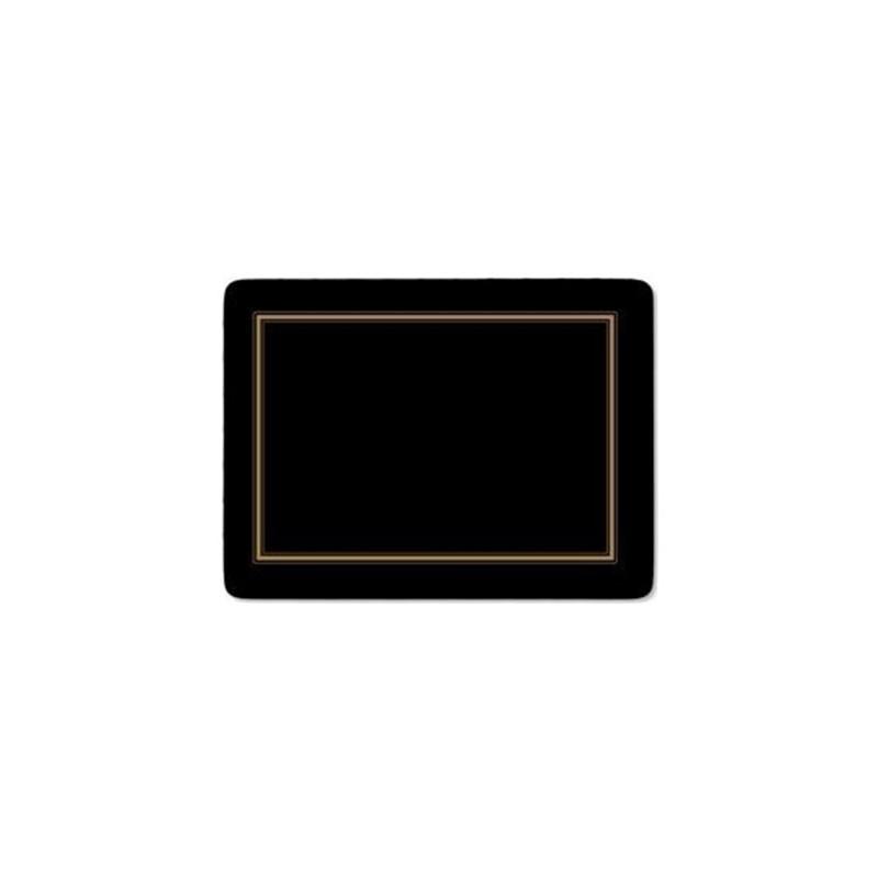 Pimpernel Classic Black placemats