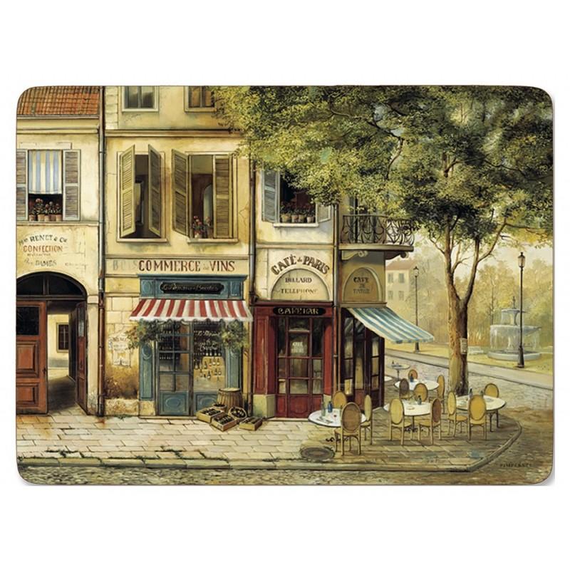 Pimpernel Parisian Scenes placemats