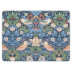 Pimpernel Strawberry Thief Blue Placemats