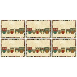 Pimpernel Spice Road Tablemats