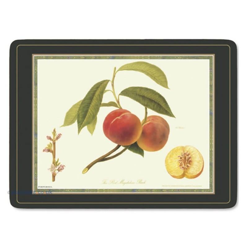 Pimpernel Hooker Fruits Large Placemats