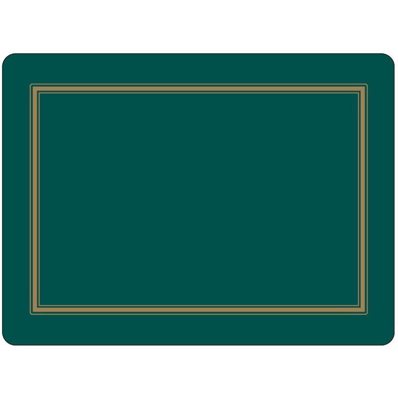 Pimpernel Classic Emerald Large Placemats