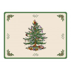 Pimpernel Christmas Tree Large Placemats