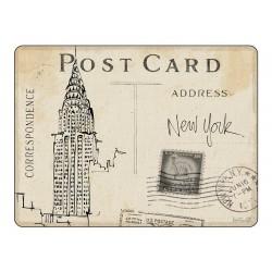 Pimpernel Postcard Sketches Large Placemats