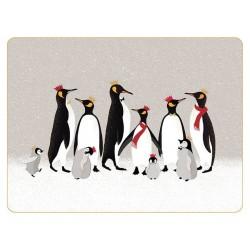 Pimpernel Sara Miller Penguins Large Placemats