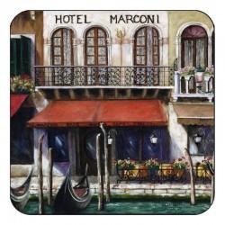 Plymouth Pottery Venice Coasters