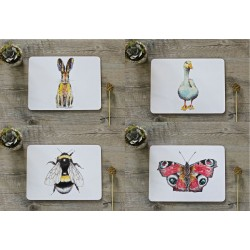 Toasted Crumpet Set2 Tablemats