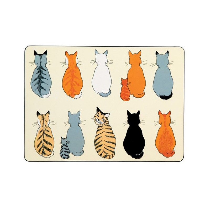 Ulster Weavers Cats Placemats