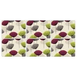 Pimpernel Dandelion Clocks Tablemats