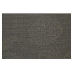 Black Carbon FlexiMats Tablemats - Woven Vinyl