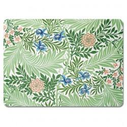 William Morris Larkspur tablemat image