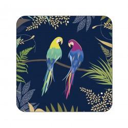 Pimpernel Sara Miller Parrot coasters