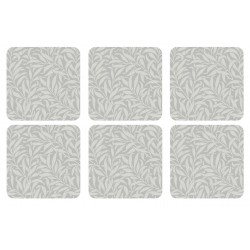 Pimpernel Pure Willow Bough Morris drinks coasters