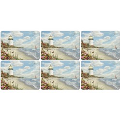 Pimpernel Rays of Hope place mats set of six