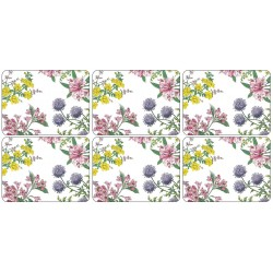 Pimpernel Stafford Blooms tablemats set of six