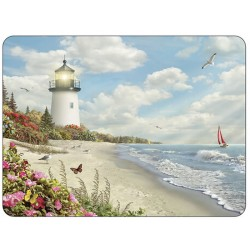 Pimpernel Rays of Hope Large Placemats