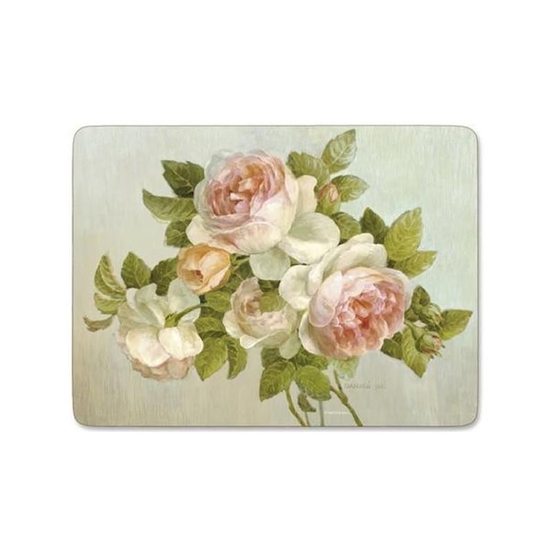 Pimpernel Antique Roses placemats
