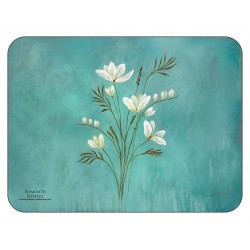 Plymouth Pottery Infinity floral Placemats