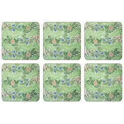 William Morris Larkspur Coaster