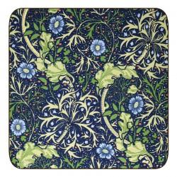 William Morris Seaweed coasters