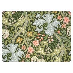 Castle Melamine William Morris Golden Lily placemats