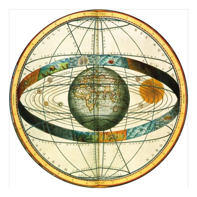 Celestial Maps placemats