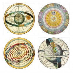 Celestial Maps Tablemats
