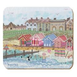 Emma Ball Abigail Mill Coastal Stitches coasters