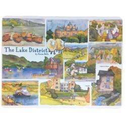 Emma Ball Lake District placemats