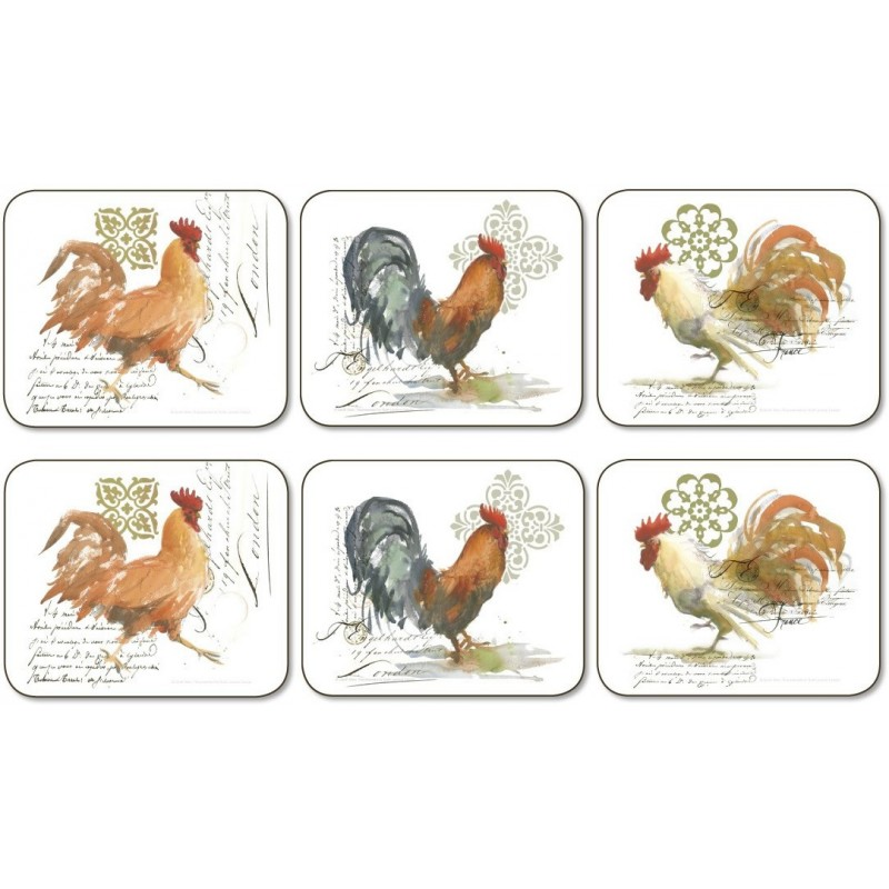 Jason Roosters Coaster