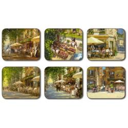 Jason MEDITERRANEAN SUMMER Coaster