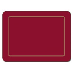 Jason Embassy Red coasters