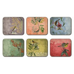 Jason Catesby Collage Tablemats
